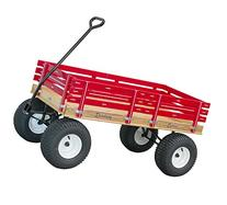 Speedway Express Wagon Model 830 Amish-made Red with Big