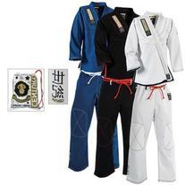 Century Spider Monkey Brazilian Jiu-Jitsu Uniform Black size