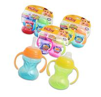 Nuby No-Spill Combo Pack Sippy Cups - Colors May Vary