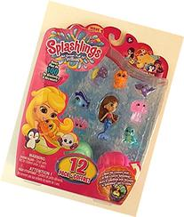 Splashlings 12 Pack ~ Mermaid & Friends ~ Wave 1 ~ Style 4