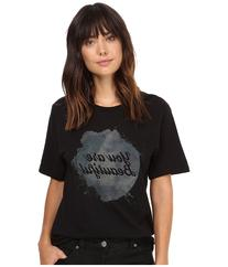 Life is Beautiful - Beautiful Splatter - Crew Neck Tee  T