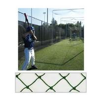 Sports No. 1 Split-Cage Batting Cage Net 381 Lb. - 36G -