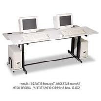 -- Split-Level Computer Training Table Top, 72 x 36