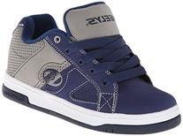 Heelys Split Skate Shoe , Navy/Grey, 13 M US Little Kid