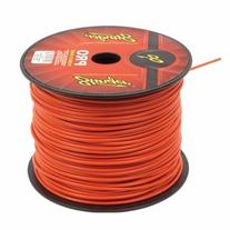 500 Foot Full Spool of Stinger 12 Gauge Red Primary Remote