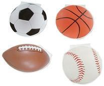Sport Ball Notepads  by Fun Express