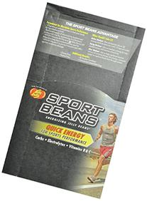 Jelly Belly Extreme Sport Beans, Caffeinated Jelly Beans,