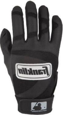 Franklin Sports Industry 10633F2 Youth Medium Batting Glove