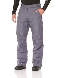 Columbia Men's Bugaboo II Extended Pant, Graphite, 3X