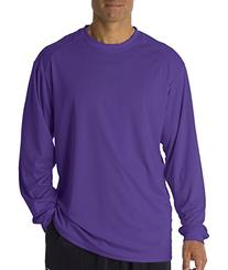 Badger Sportswear Men's Crewneck Performance T-Shirt, Purple