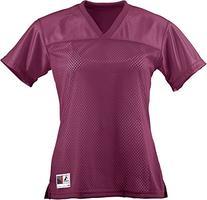 Augusta Sportswear WOMEN'S JUNIOR FIT REPLICA FOOTBALL TEE S