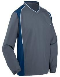 Augusta Sportswear Men's Front Pockets Drawcord Pullover