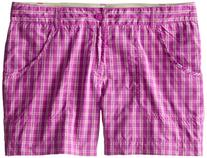 Columbia Sportswear Girl's Silver Ridge III Shorts, Foxglove