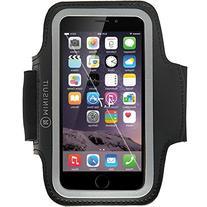 Minisuit Sporty Armband Key Holder for iPhone 7, 6s, 6 Black