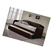 Springfield Daybed with Trundle, Trundle, Brown