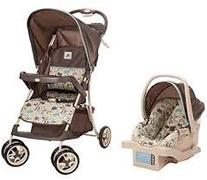 Sprinter Go Lightly Travel System - Super Safari