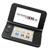 "Nintendo SPRSKKAB 3DS XL System - 4.9"" Active Matrix TFT"