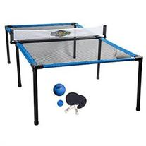 Franklin Sports 8 x 4 Spyder Pong