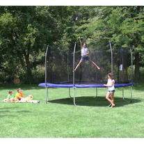 Skywalker 13 ft. Square Trampoline with Enclosure