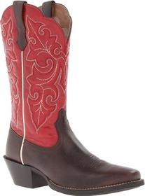 Ariat Women's Round Up Square Toe Western Cowboy Boot,