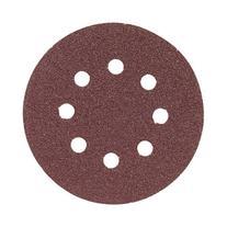 "Bosch SR5R060 5"" 60 Grit Hook & Loop Sanding Discs"