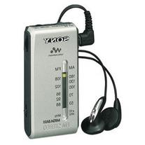 Sony SRF-S84 FM/AM Super Compact Radio Walkman with Sony MDR