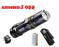 Nitecore SRT3 Defender SmartRing Compact Tactical Flashlight