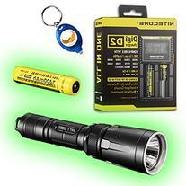Nitecore SRT7 Revenger Cree XM-L2 LED Flashlight with built-