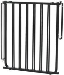 Cardinal SS-30-B Stairway Special Pet Gate - Black