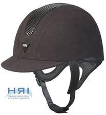 IRH SSV Riding Helmet Black/Black