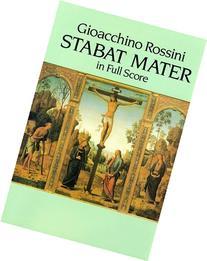Stabat Mater in Full Score