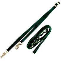 Intrepid International Stable Supplies Nylon Cross Tie for Horses, Green