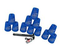 Speed Stacks Sport Stacking Set Color: Blue by Speed Stacks