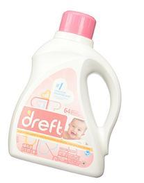 Dreft Stage 1: Newborn Liquid Laundry Detergent , 100 oz, 64