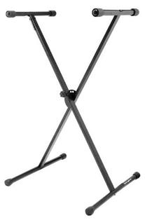 On Stage Classic Single-X Keyboard Stand With On Stage