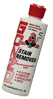 Gonzo Stain Remover 8 Oz