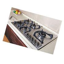 Brand New 34 inch Stainless Steel Built-in Kitchen 5 Burner