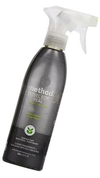 Method Stainless Steel Cleaner/Polish, Apple Orchard - 12 oz