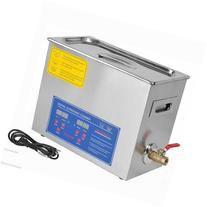 6L Industry Stainless Tell Heated Cleaner Heater with Timer