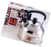 Stainless Steel Water Tea Kettle IH 5.0 Liter #H-1740