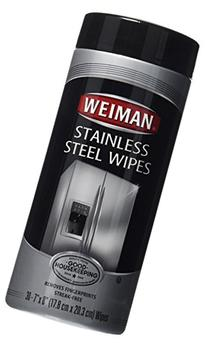 Weiman Products Llc Stainless Steel Wipes