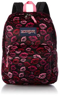 Jansport High Stakes Black Lips TRS70AR