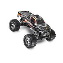 Traxxas Stampede 1/10 Monster Truck Black, Rtr W/Id Battery