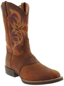 """Justin Boots Men's Stampede Collection 11"""" Cattleman Boot"""