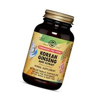 Solgar Standardized Full Potency Korean Ginseng Root Extract