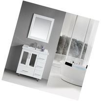 "Design Element Stanton 32"" Single Sink Vanity Set with"