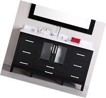 Design Element Stanton Single Drop-in Sink Vanity Set with