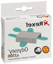 REXEL STAPLES 2-60 H/DUTY PK2500 2100050 by Rexel