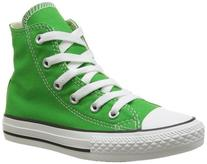 Converse Kids Chuck Taylor Hi Jungle Jungle Green Basketball