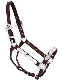 Royal King Star Silver Show Halter